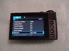 Very Nice Powershot G9x 20MP Digital Camera - Black