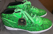 Keith Haring x Reebok Workout Mid sz 10 shoes sneakers classic basquiat rare