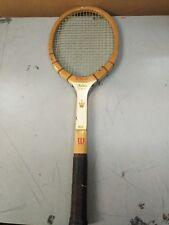 """Wilson """"The Jack Kramer Autograph"""" Tennis Racquet Speed Flex 4 5/8"""""""