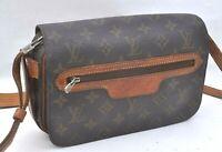 Authentic Louis Vuitton Monogram Saint Germain Shoulder Bag M51210 LV 99615