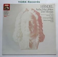 Ed 12 8564 1-Handel-Judas Maccabaus muszely/Kohn/Forster-ex Disco Lp