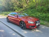 Audi A5 Coupe 2.0 TFSI Sport Multitronic 2 door in Red For Sale