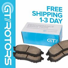 Front Set Performance Brake Pads for Toyota Camry 02-06 Lexus IS250