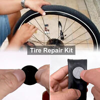Tire Repair Kit Compact Glue-Free Metal Portable Cycling for MTB Road Bicycle