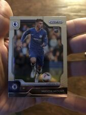 📈2019-20 Panini Chronicles Prizm Mason Mount Base RC Rookie Chelsea FC #312 🔥