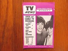1982 Indianapolis TV New(JOANIE LOVES CHACHI/ERIN MORAN/SCOTT BAIO/LARRY HAINES