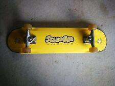 SqueeGee Aluminum Complete Skateboard - Aluminum Deck