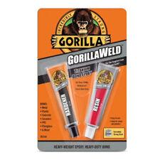 Gorilla Weld Titanium Bond Epoxy gorillaweld Super Glue Adhesive METAL PVC 29 ml