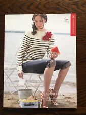 Rowan Classic knit pattern book Colour of Summer 12 designs Storey crochet
