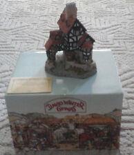 David Winter 1985 - Squires Hall - Original Box With Coa