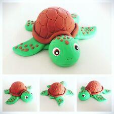 3D Finding Nemo Turtle Crush Fondant Cake Topper