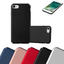 Funda para Apple iPhone 8 PLUS 7 PLUS 7S PLUS Cover Plástico Hard Case TPU Metal