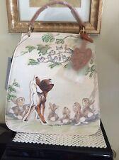 Loungefly Disney's Bambi Portrait Mini Backpack-New w/ Tags