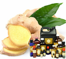3 oz GINGER PURE ESSENTIAL OIL   *AMBER GLASS BOTTLE*