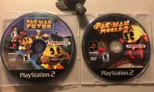 Pac-Man World 2 & Fever (Sony PlayStation 2, 2002) - DISC ONLY-Free Shipping