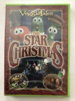VeggieTales - The Star of Christmas (DVD, 2005)NEW