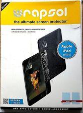 Wrapsol protector de pantalla con protección trasera para iPad Mini-claro