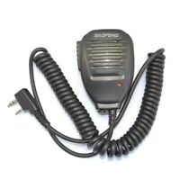 Supports BAOFENG Speaker Microphone hand transceiver / amateur radio UV-5R P6W9