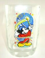 Walt Disney World 2000 Millennium McDonald Glass Featuring Epcot Mickey Mouse