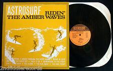 ASTROSURF-RIDIN' THE AMBER WAVES-Surf/Hot Rod Album-RIBBON RAIL #RR 1006