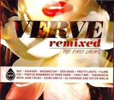 Verve Remixed The First Ladies by Various Artists