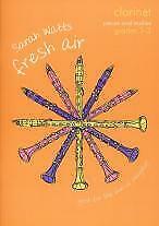 FRESH AIR CLARINET GRADES 1-3 WATTS