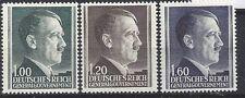duitsland gen. gouv. mi 86b-88b (1944) postfris xx
