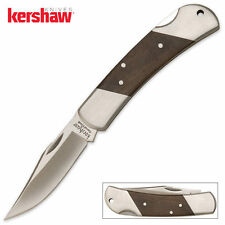 KERSHAW CORRAL CREEK Lock Back Knife Buck 8CR13MoV Stainless Steel Wood 3115WX