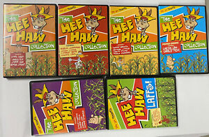 Lot Of HEE HAW DVDs