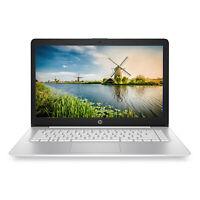 """NEW HP Stream 14"""" HD AMD A4-9120e 4GB SDRAM 32GB eMMC Webcam BT Windows 10"""