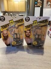 DIY Johnny Gargano & Tommaso Ciampa WWE NXT Takeover Mattel Action Figures