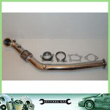 76mm Edelstahl Downpipe für Mazda 6 MPS MZR Turbo