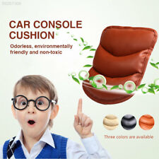 C7F6 Leather Console Cushion Box Console Pad Center Car Armrest Pad