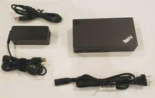 Lenovo ThinkPad  DK1522 USB 3.0 Pro Docking Station