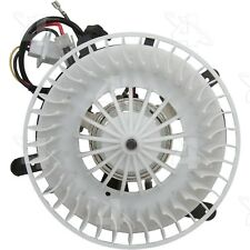 For Mercedes S124 A124 E300 HVAC Blower Motor with Wheel Four Seasons 75864