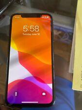 UNLOCKED Genuine Apple iPhone X - 64GB - Verizon GSM T-Mobile AT&T - Space Gray