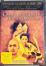New listing Crouching Tiger, Hidden Dragon (Dvd, 2000, Widescreen) Factory Sealed New!