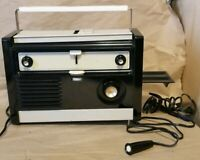 """Vintage Sears Slide Tower Projector """"Seventy-Eight"""" 78 - 9878 - W/ Remote"""