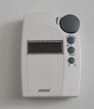 Lifetec Funk-Raumthermostat wie ELV / Conrad FHT80B-2