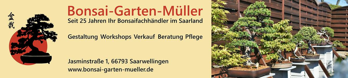 Bonsai-Garten-Müller