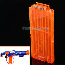 4pcs Quick Reload Clip System Darts for Toy Gun Nerf N-Strike Blaster in Loose