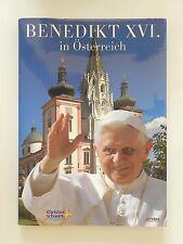 Benedikt XVI in Österreich Papst Josef Ratzinger inkl CD Buch ++