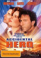 Accidental Hero (DVD, 2013)