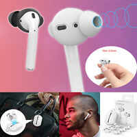 Silicone Earbuds Cover Case for   AirPods Huawei FreeBuds2+Anti-Slip Ear Tip