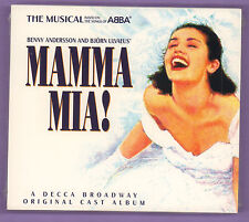 Mamma Mia! Broadway Musical Based on Songs of ABBA 1999 Decca UK New/Sealed