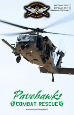 WW Decals 144-01 1/144th M/HH-60G Pavehawk-Combat Rescue