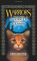 Complete Set Series - Lot of 4 Warriors Field Guides by Erin Hunter YA Fantasy