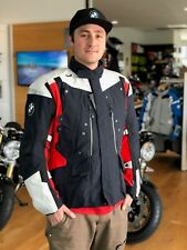 2018 BMW Rallye Jacket Black/Red Size 50EU/40US - New and Free Shipping!!