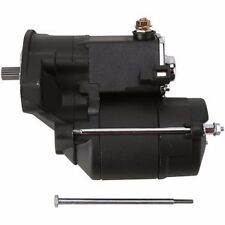 NEW  Black 1.4kw Starter for Harley Models 89-06 FREE SHIP