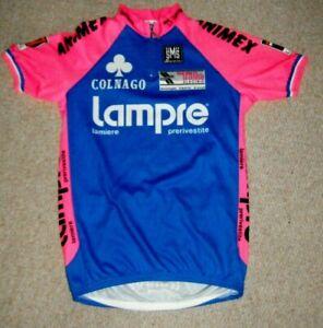 Lampre Colnago Santini Italian Cycling Jersey [XXL] NOS